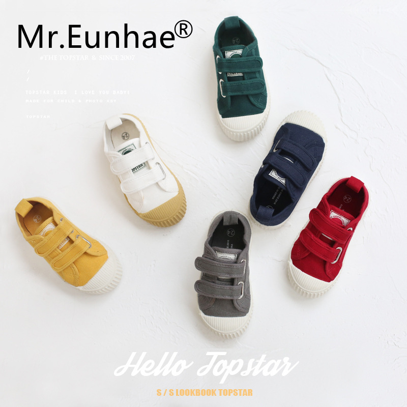 Mr.Eunhae Spring Canvas Shoes Kids Copodenieve Kids Trainers Children Toddler Boys Girls Sports Running Shoes Sneakers Jongens