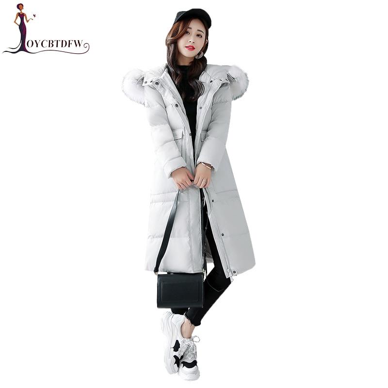 gray Chaud Blanc D'hiver Black Parkas Haute Manteau Duvet Canard Feminino Femmes Femme Survêtement De 2018 Veste Taille Qualité Xy482 Grande odCerBQxW