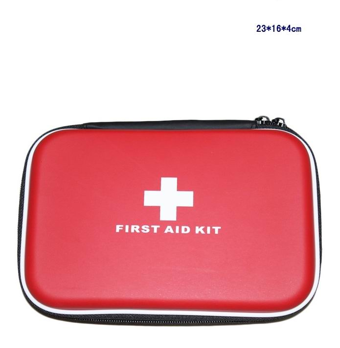 33pcs/Set Safe Outdoor Wilderness Survival Travel First Aid Kit Camping Hiking Medical Emergency Kits Treatment Pack Set FAK-S04