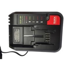 Pcc692L 10.8V 20V Li Ionแบตเตอรี่ChargerสำหรับPorter Cable Stanley Lb20 Lbxr20 Pcc692L L2Afc Fmc690L Fmc688L 686L eu Plug