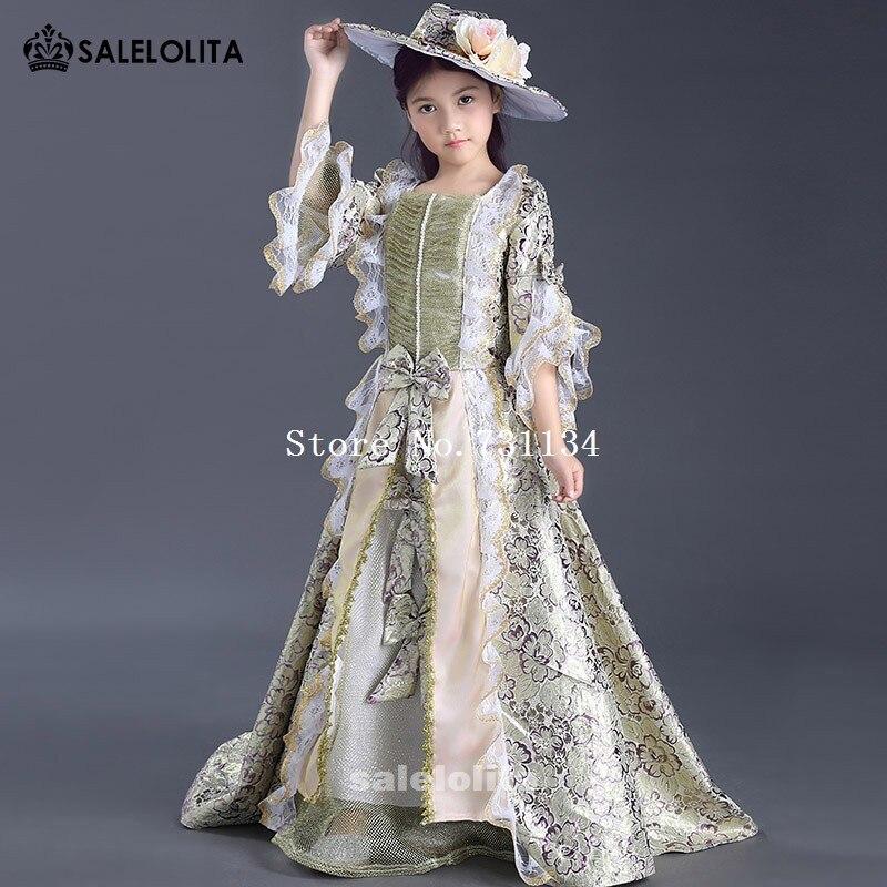 Popular Victorian Dress Children-Buy Cheap Victorian Dress ...
