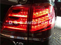 1Pair High Quality Led Rear Lights Led Rear Lamps Tail Lamps for Toyota Land Cruiser LC200 2008 2013'
