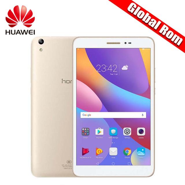 "Международный Встроенная память 8.0 ""Huawei Honor Планшеты 2 LTE/Wi-Fi 3 ГБ Оперативная память 32 г Встроенная память Планшеты PC Octa core Snapdragon 616 Android 6.0 8.0mp GPS P"