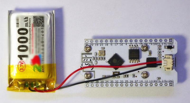 ESP32 Bluetooth WIFI Kit Blue OLED 0.96 inch Display Module CP2102 32M Flash 3.3V-7V Internet Development Board for Arduino 2
