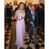 Простые Длинные платья для матери невесты vestido de madrinha, шифоновое вечернее платье в пол с коротким рукавом для официальных свадеб