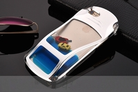 Fashion Phone Cover Cases For Apple IPhone 6 6S Sport Design Protective Racing 3D Liquid Car