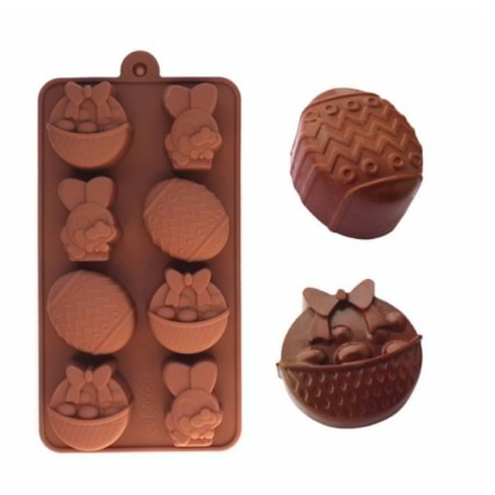 Moldes De Chocolate De Pascua - Compra lotes baratos de Moldes De ...