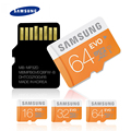 Original Samsung Evo + Plus 16/32GB SDHC GPS Card Carte Memoire C10 64GB SDXC U1 Cartao SD Smartphone Memory Flash Card Discount
