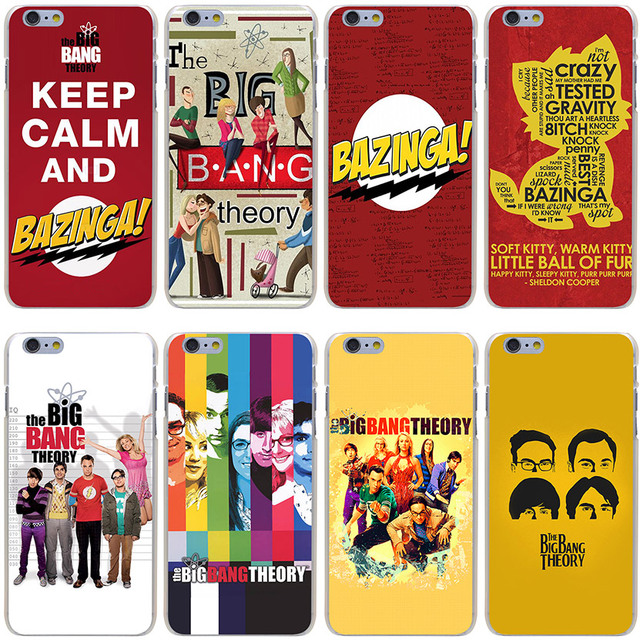 The Big Bang Theory Case For iPhone