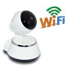 Мини HD 720 P WiFi Wireless Pan Tilt CCTV Сетевой Главная IP Камеры Безопасности ИК Ночного Видения Ребенка Монитор Камеры