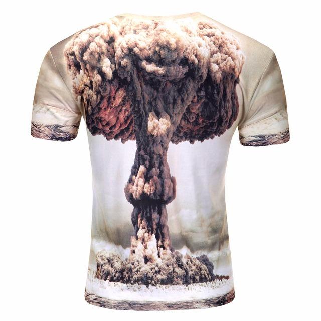 2018 Water Drop Mobile 3D Print Short Sleeves Men t shirt Harajuku Summer Groot Men tshirt Tops Plus Size shirt SBKENI