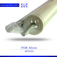 1 pcs mp 9000 청소 퓨저 롤러 리코 aficio mp9000 청소 웹 롤러 복사기 기계 부품|copier parts|parts for ricoh copiersroller fuser -