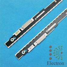572 мм Светодиодная лампа подсветки полосы 64leds для Samsung UA46ES7000J 2012SVS46 LTJ460HQ10 UA46ES5500R 7032NNB LTJ460HN06 UA46F7500BJXXR