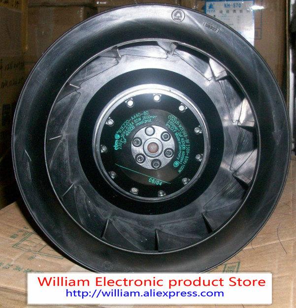 Original Germany ebmpapst R2E220-AA40-80 230V 85W centrifugal blower turbine disc violence cooling fan ebmpapst a6e450 ap02 01 ac 230v 0 79a 0 96a 160w 220w 450x450mm server round fan outer rotor fan