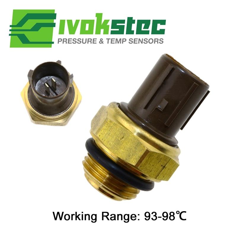 Aftermarket Radiator Coolant Fan Temperature Sensor Switch