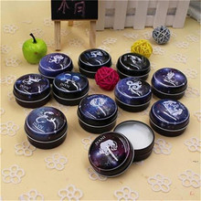 12 Signs Constellation Zodiac Magic Solid Deodorant Solid Fragrance For Women Me