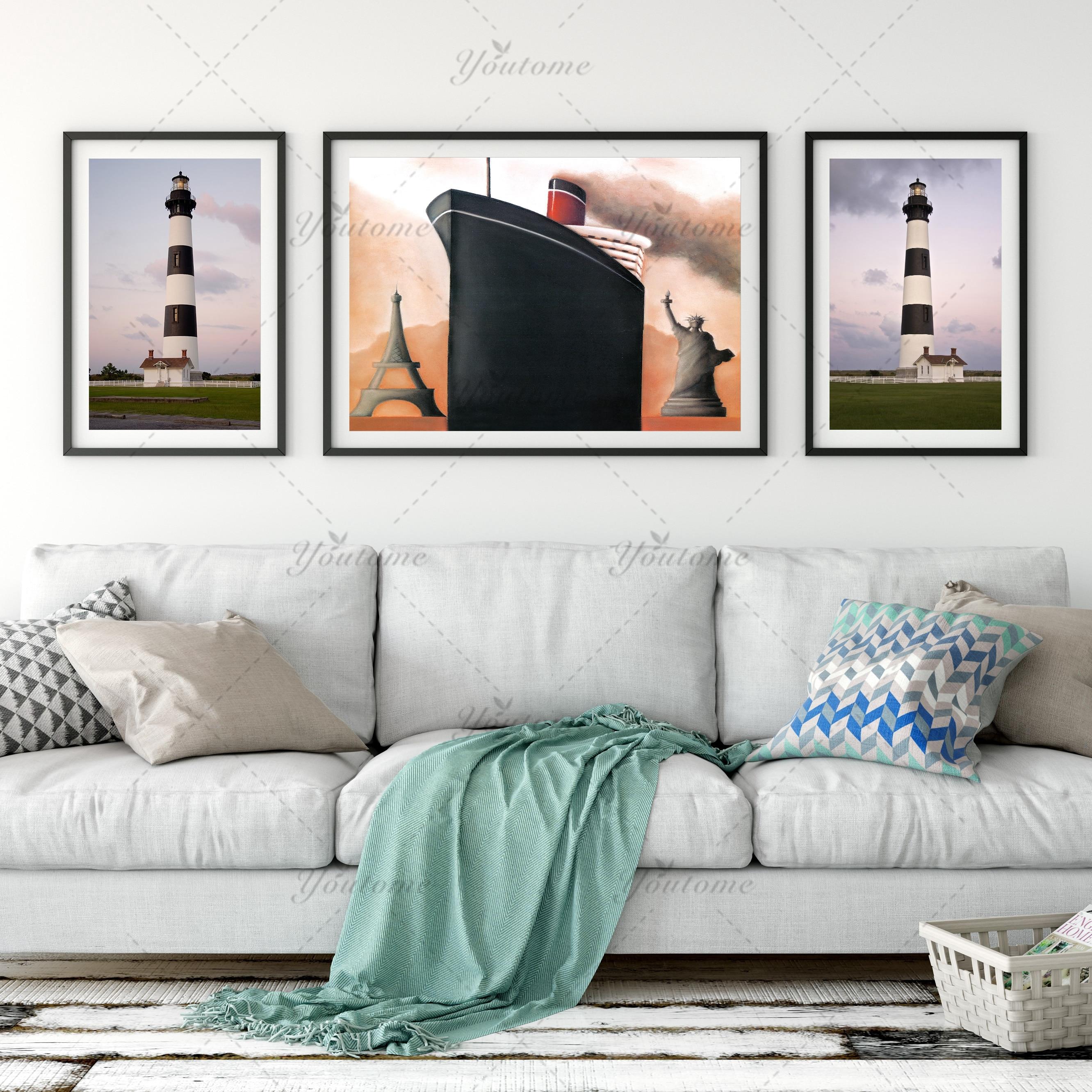 Kunstdrucke Fur Wohnzimmer ~ Leuchtturm kunstdrucke kaufen billigleuchtturm