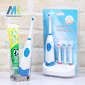 Lowest price New design Electric toothbrush waterproof revolving toothbrush + 3 nozzles Free shipping Oral Hygiene Dental Care