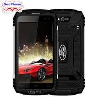 Guophone X2 5.0 5500MAH MTK6737 Quad Core 2GB RAM 16GB ROM Android 6.0 GPS 8MP 3G WCDMA LTE Waterproof Rover X2 Smartphone