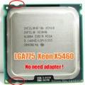 Intel Xeon X5460 Processor 3.16GHz 12MB 1333MHz xeon 775 cpu Close to q9650 works on LGA775 mainboard no need adapter
