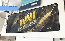 Navi геймерский коврик для мыши восхитительный 800x300x3 мм игровой коврик для мыши Большой Прохладный новый ноутбук pc аксессуары ноутбук padmouse эргономичный коврик