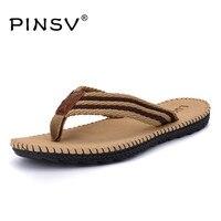 4 Colours Beach Sandals Men Shoes Summer Slippers Flip Flops Men Sandals Big Size 45 Sandalias