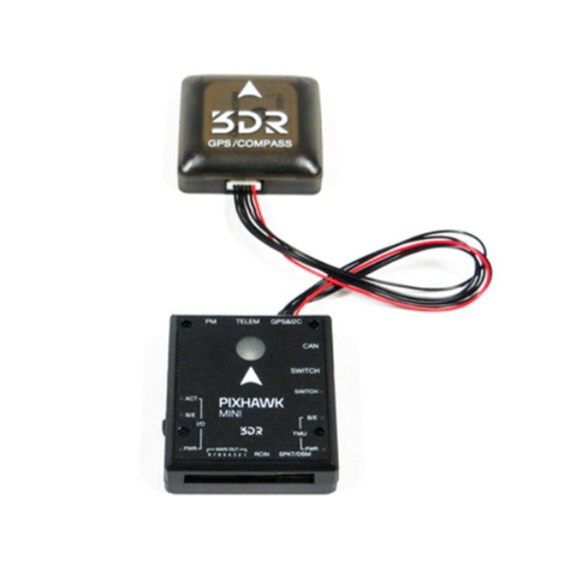HolyBro 3DR Pixhawk Mini Autopilot & Micro M8N GPS Ingebouwde Kompassen & PDB Board voor RC Modellen Multicopter Drone Vlucht controle-in Onderdelen & accessoires van Speelgoed & Hobbies op  Groep 2