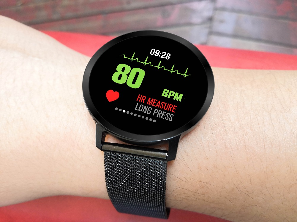 14 Podomètre montre intelligente Fitness Tracker