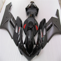 Motorcycle Fairings Injeceiton Mold ABS Plastic For Honda CBR1000RR 04 05 CBR 1000 2004 2005 Kit Bodywork Cowling Black
