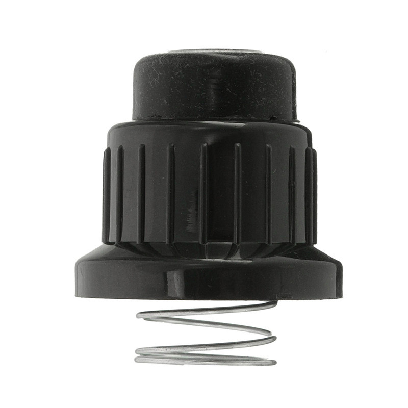 Durable Quality Plastic Black Cap Button For Gas Grill Electronic BBQ Ignitor Igniter Replacement AA Battery