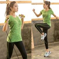 Plus Size Pro Fitness Set Leggings +Top Workout Clothing Workout Gym Sport Run Girl Slim Yoga Exercise Tight Bodybuilding3xl 4xl