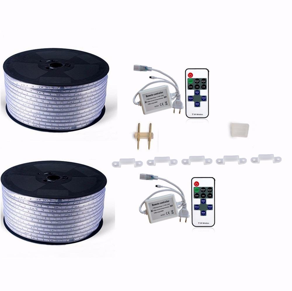 110V-220V-RGB-LED-Strip-5050-50m-Waterproof-Rope-light-for-outdoor-RGB-Control-power-plug - (2) -