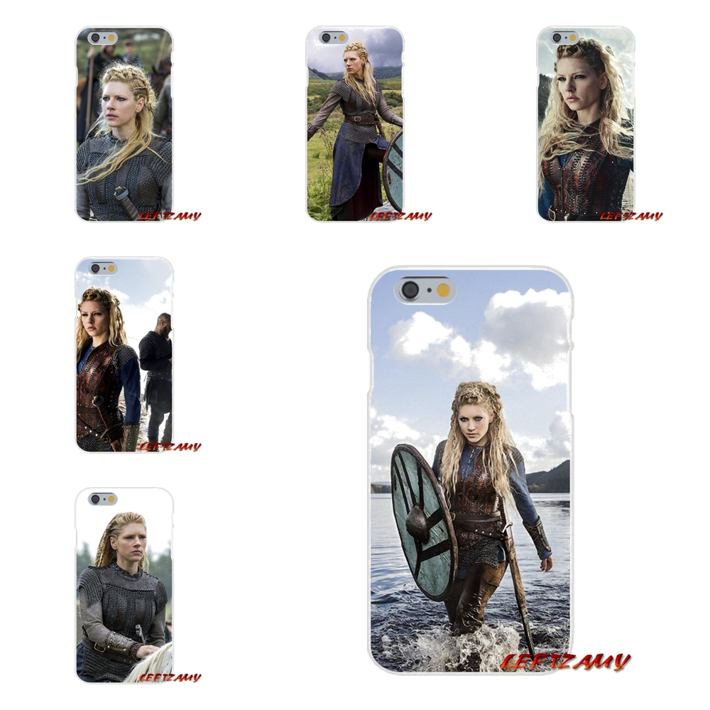 TV vikings Lagertha Slim Silicone phone Case For HTC One M7 M8 A9 M9 E9 Plus U11 Desire  ...