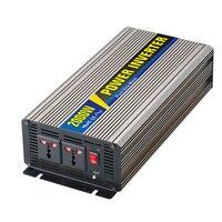 Professional 2000 W Car Inverter DC 12 V to AC 220 V Power Inverter Charger Transformer Vehicle Power Inverter Power Switch