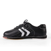 High quality 2018 New Unisex Bowling Shoes With Skidproof Sole professional sport shoes for men women breathable sneakers #B1314