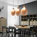 Современные скандинавские подвесные светильники AMBIT Дания цветные Macaron алюминиевые светодиодные подвесные светильники для кухни ресторан...