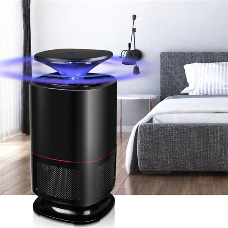 H96 Homekit USB Mosquito Killer Lamp with LED 12