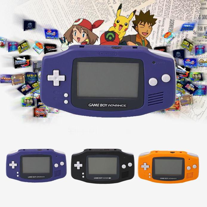 ФОТО Original HOT SALE For GBA Touch Handheld Game Console For Game Boy Custom Normal Version High Quality For Gift