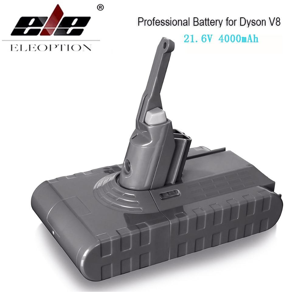 High Quality 4000mAh 21.6V Battery For Dyson V8 Battery Absolute V8 Animal Li-ion Vacuum Cleaner Rechargeable BATTERY &3.5/3.0AhHigh Quality 4000mAh 21.6V Battery For Dyson V8 Battery Absolute V8 Animal Li-ion Vacuum Cleaner Rechargeable BATTERY &3.5/3.0Ah