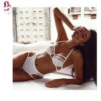 UCHIHA LQ Kobieta Stroje Kąpielowe 2 Kolory Nowy Sexy Fantazyjnej Koronki Kantar Bóg Oszczędza Queens Strój Kąpielowy Biały bikini