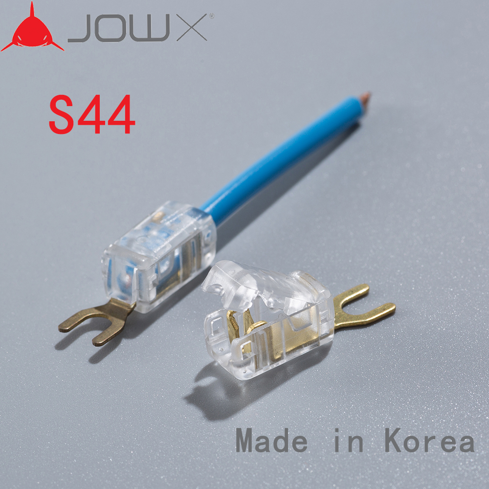 JOWX T 5 10PCS For 1 Pin 12~11AWG 4SQMM Non stripped Wire Cable ...