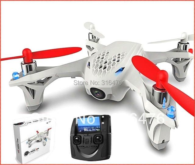 Hubsan X4 H107D FPV Quadcopter жить жк-передатчик, Беспилотный, Fpv видео в реальном времени и потоковое аудио запись бесплатная доставка