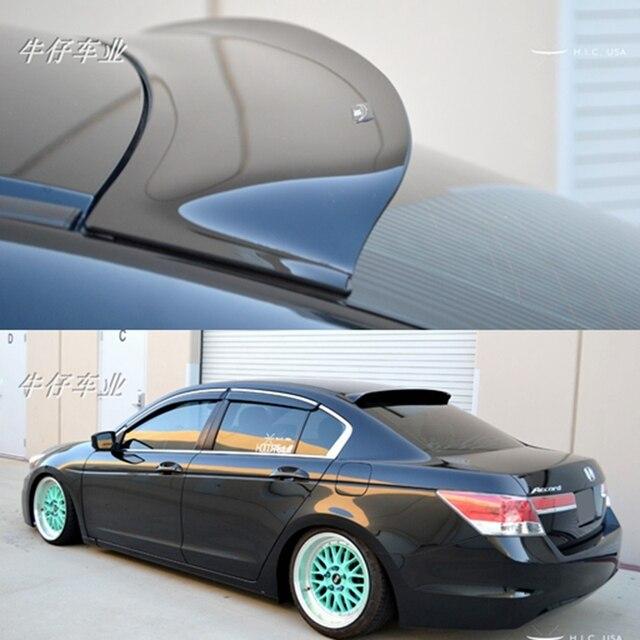 for Honda Accord Spoiler 2008 2013 visor roof wing rear spoiler-in ... 2964923dd9f