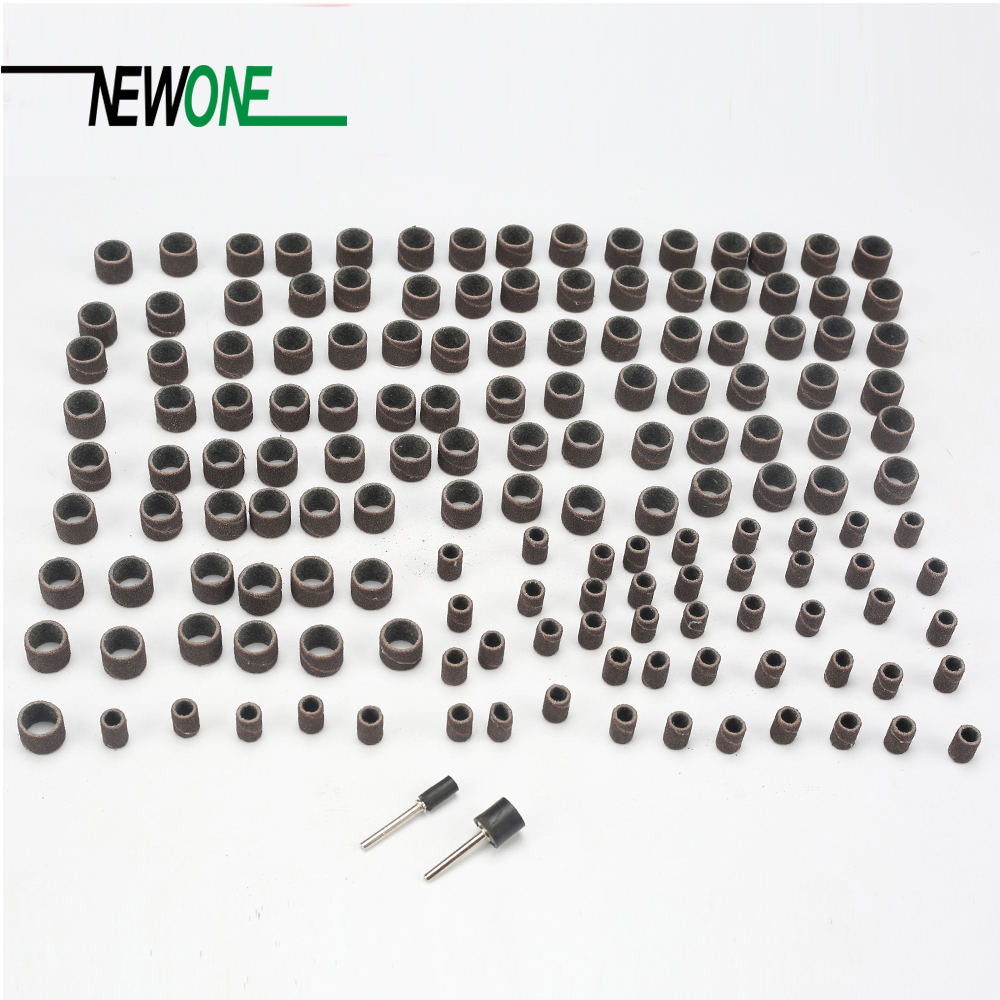 Sanding Band and Drum Kit 102PC Mini Drill Rotary Abrasive Tool Accessories Woodworking