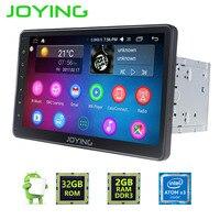 JOYING 2 GB RAM Android 6.0 radioodtwarzacz samochodowy z video out 2din 10.1 calowy ekran dotykowy samochodów radio stereo odtwarzacz multimedialny system amp