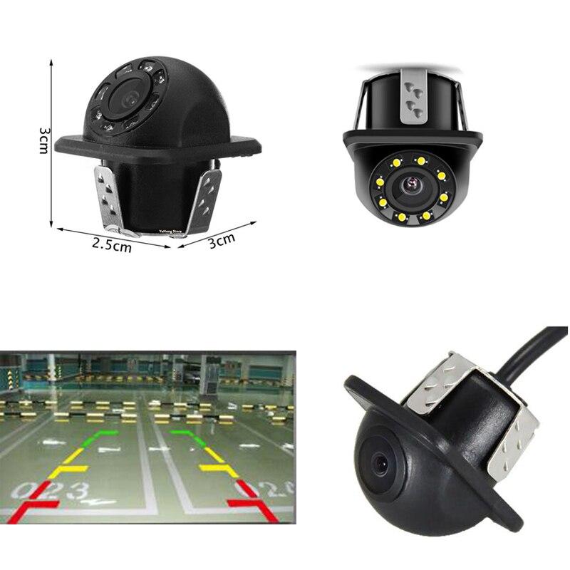 YYZSDYJQ Водонепроницаемая Автомобильная резервная камера парковочная помощь реверсивная задняя камера заднего вида HD Датчик изображения CCD к...