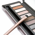 2016 hot sale 12 Color Natural Earth Tone Nude Eyeshadow Palette Brush Mirror Professional