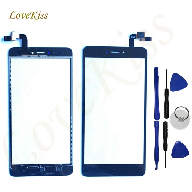Redmi Note 4X Touch Panel Touch Screen Sensor Digitizer LCD Display For Xiaomi Redmi Note 4X Front Outer Glass Lens Replacement