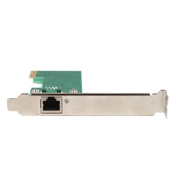 PCI-E 10/100/1000 Gigabit Network Ethernet Express Card 1 #265342