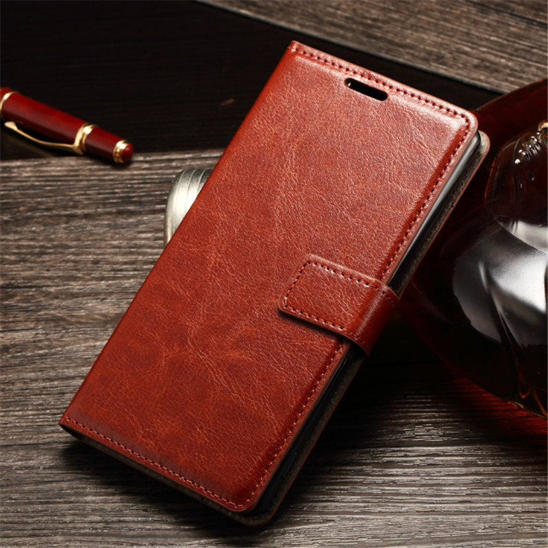 new concept 1a15d b58e6 US $4.98 |Luxury Retro Leather Case For Sony Xperia M4 XA E5 Wallet flip  cover For Coque Sony Xperia M4 Aqua Case Phone funda capa-in Flip Cases  from ...